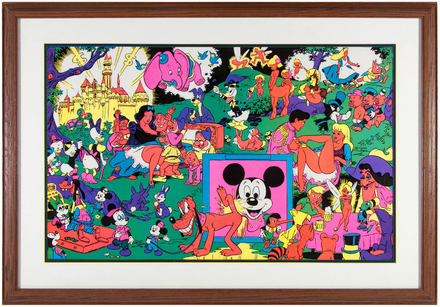 disney memorial orgy The Disneyland Memorial Orgy Pisses Off Disney (From 1967) - Imgur.