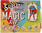 """SUPERMAN OFFICIAL MAGIC KIT."""