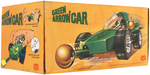 MEGO GREEN ARROW CAR IN BOX.