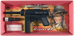 "SECRET 07 ""JAMES BOND"" MATSUSHIRO GUN SET IN BOX."