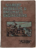 "GILBERT ""HYDRAULIC & PNEUMATIC ENGINEERING"" BOXED SET."