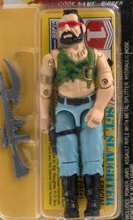 """G.I. JOE - A REAL AMERICAN HERO"" DREADNOK RIPPER SERIES 4 AFA 85 NM+."
