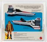 """BATTLESTAR GALACTICA - SPECIAL OFFER COLONIAL VIPER"" AFA 85 NM+."
