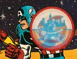 SECRET WARS ACTION FIGURE SHELF TALKER.