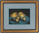 "ELMER PLUMMER ""FANTASIA - CHINESE DANCE"" FRAMED MUSHROOM CONCEPT ORIGINAL ART."