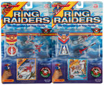 """RING RAIDERS"" PLANE COLLECTION."