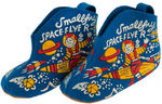 """SMALLFRY SPACE FLYERS"" BOXED CHILD'S SLIPPERS."