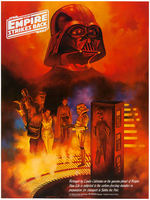 "COCA-COLA ""STAR WARS"" & ""STAR WARS: THE EMPIRE STRIKES BACK"" PROMOTIONAL POSTER LOT."