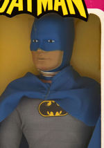 "MEGO BATMAN 12"" FIGURE IN BOX."