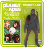 """PLANET OF THE APES SOLDIER APE"" MEGO ACTION FIGURE."