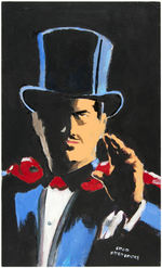 THE PHANTOM & MANDRAKE THE MAGICIAN ORIGINAL PAINTINGS BY FRED FREDERICKS.