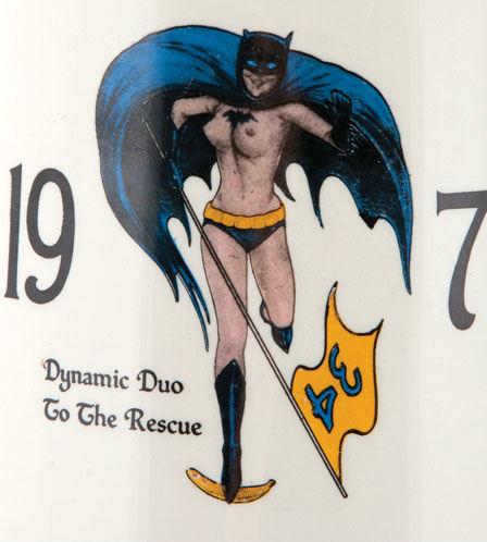 Topless batgirl art — photo 7