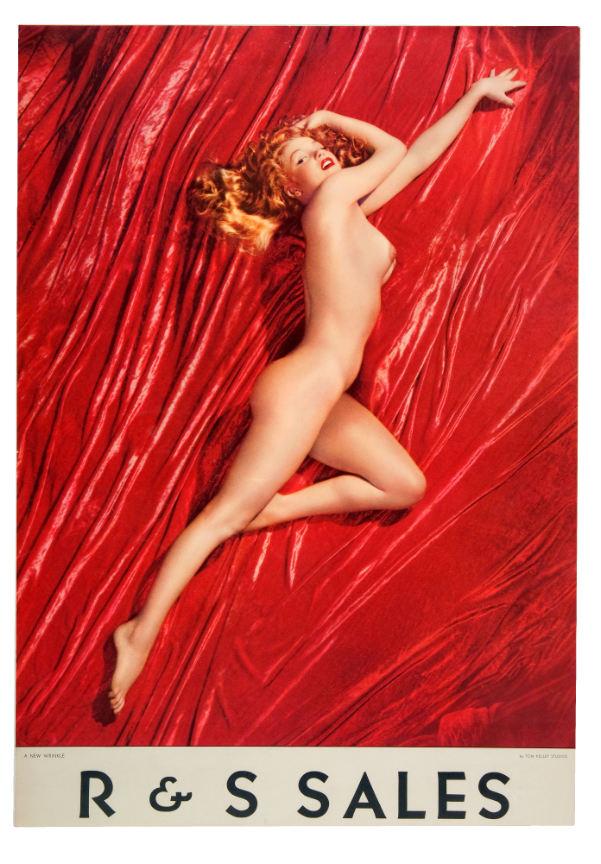 Hake S Marilyn Monroe Vintage Golden Dreams A New Wrinkle