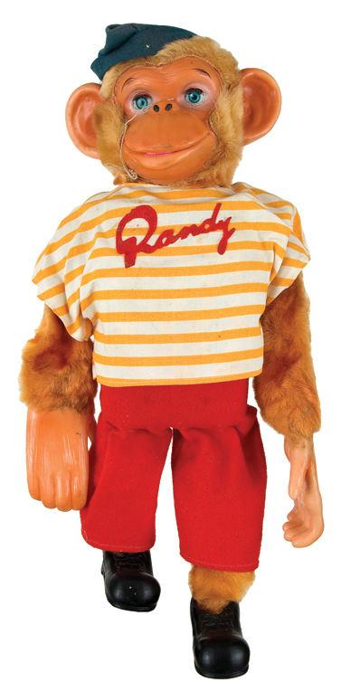 Randy the Monkey
