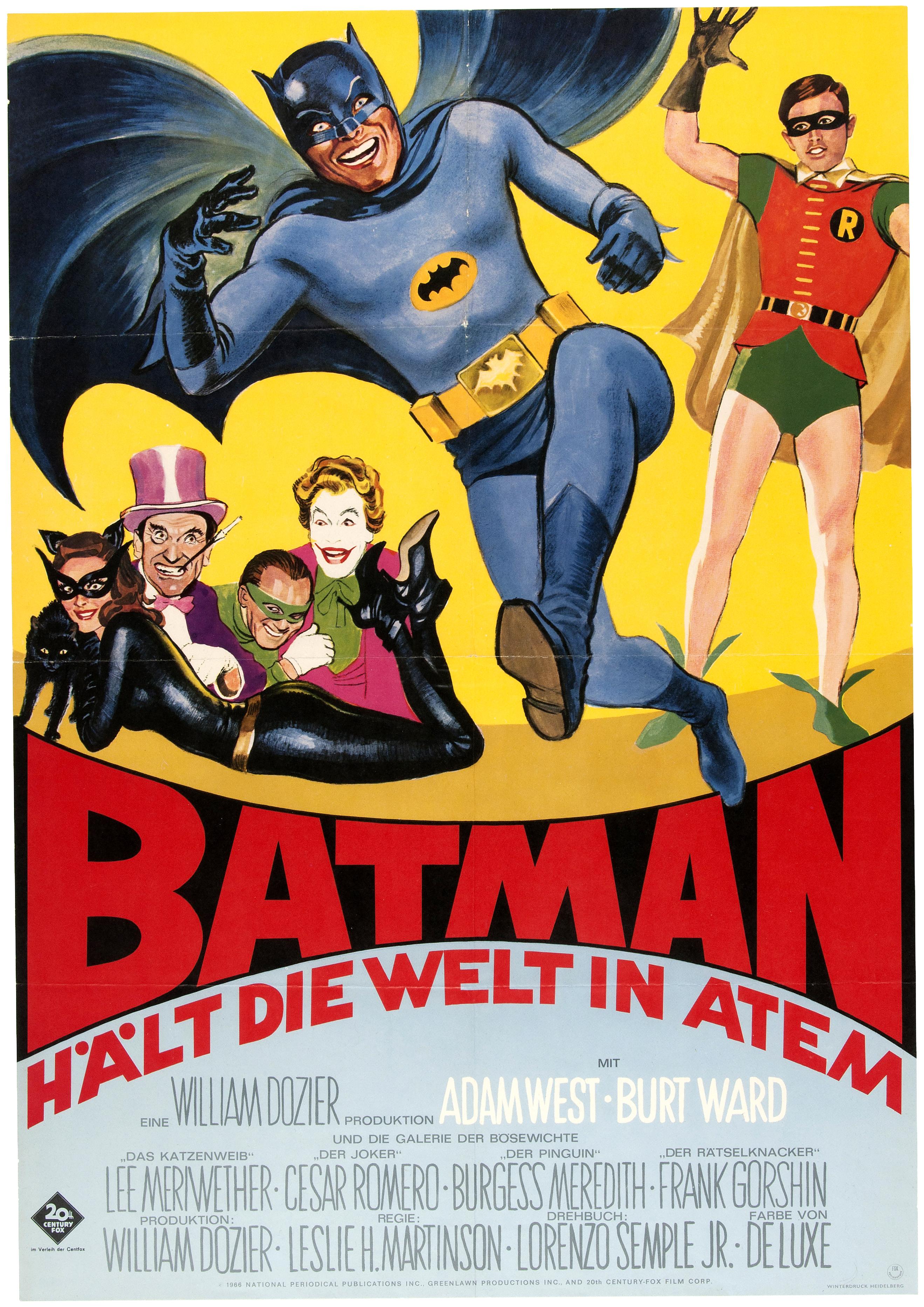 adam west batman movie
