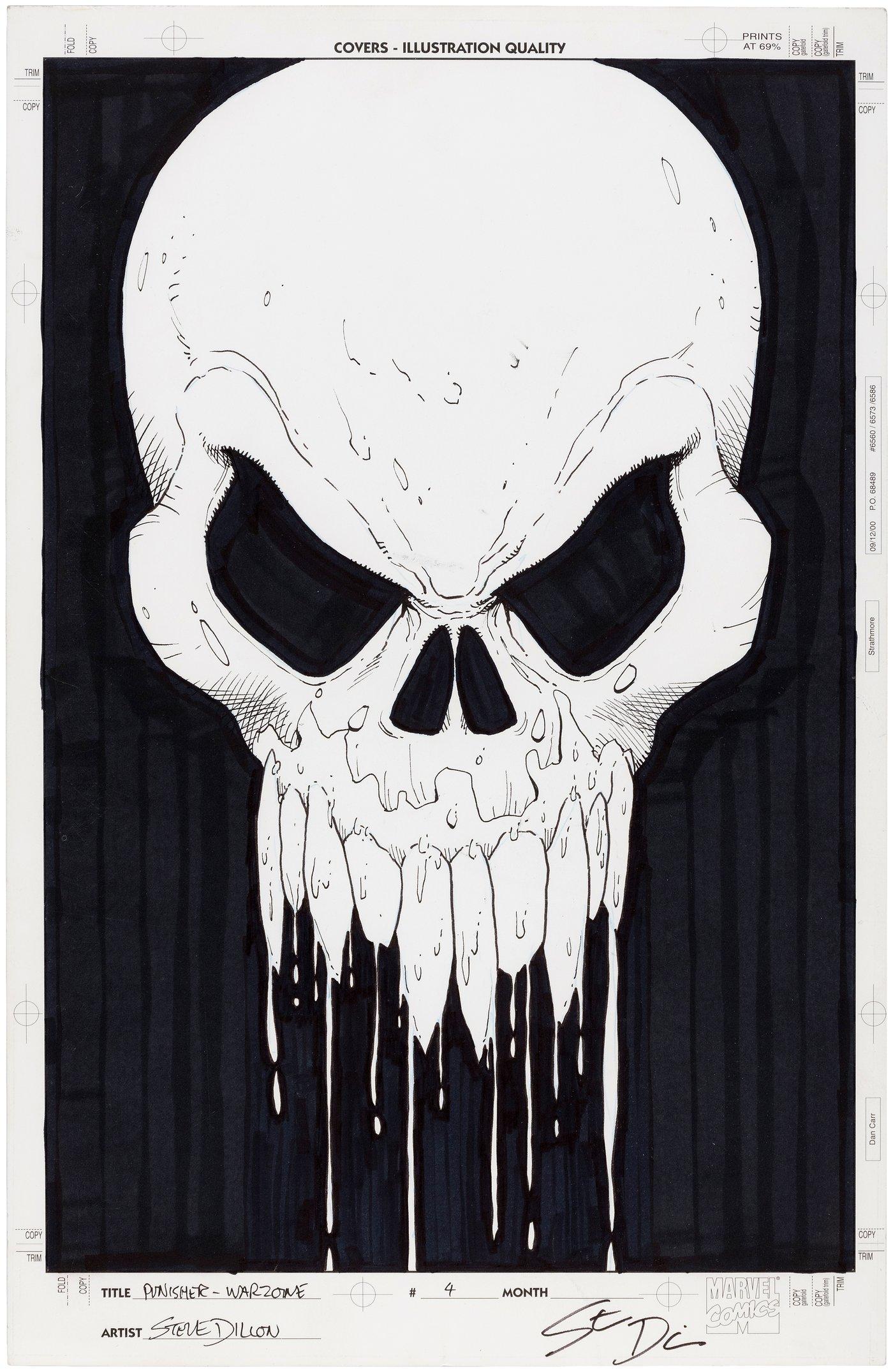 Steve Dillon Art