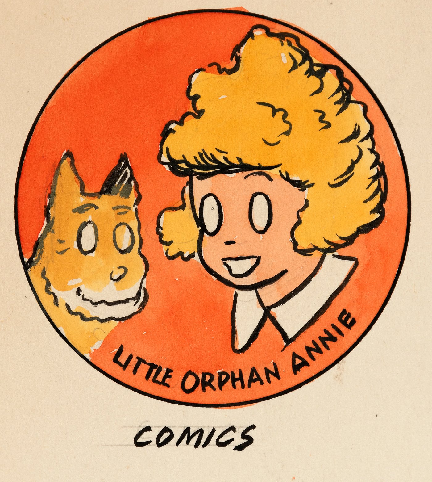 Image result for annie orphan comic