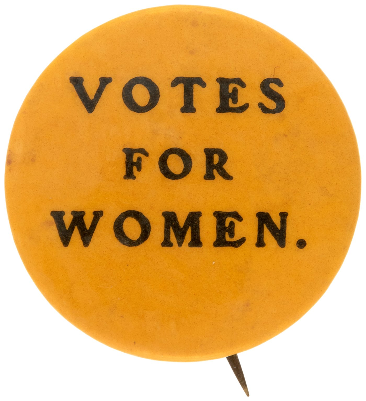 Hake S Votes For Women Suffrage Button