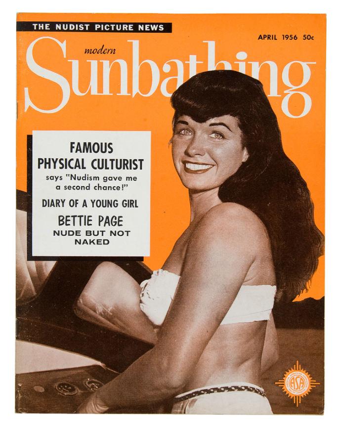 Opinion Retro nudist magazine are