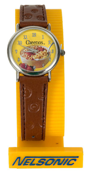 Hakes Cheerios Watch By Nelsonic