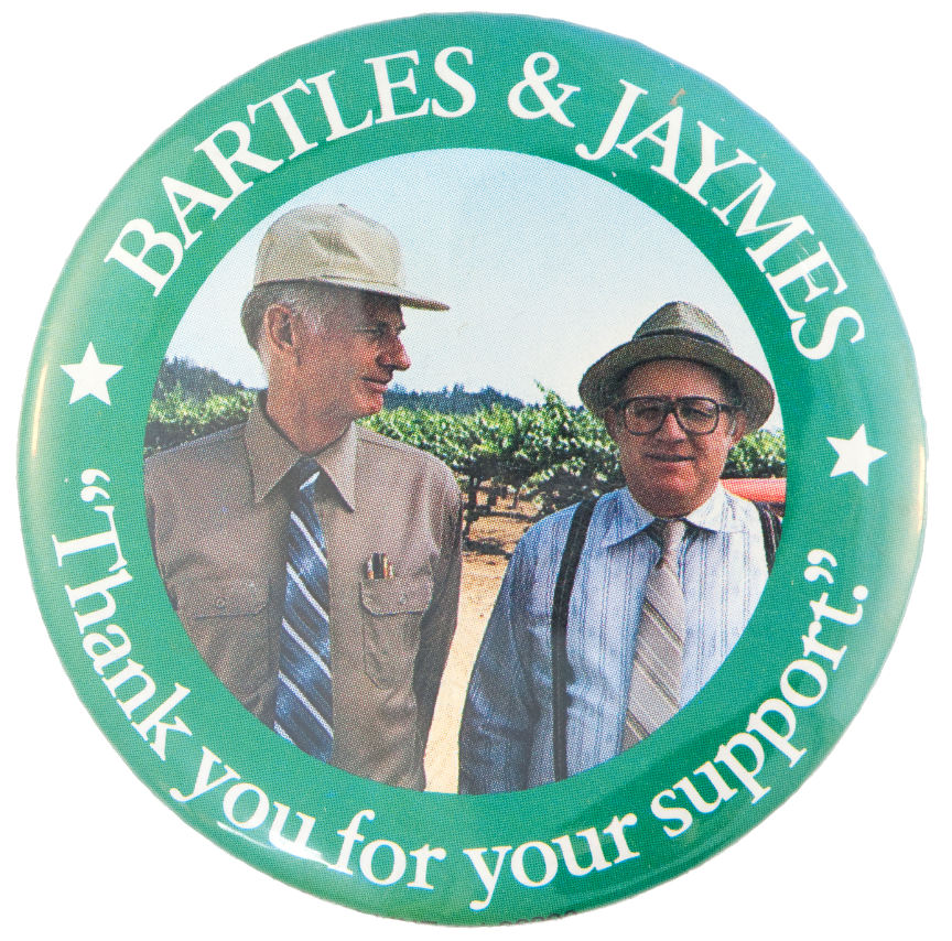 Image result for thank you for your support bartles and jaymes