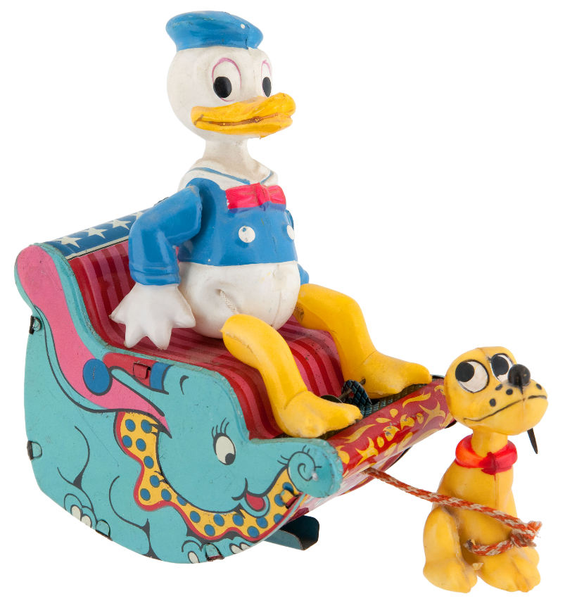 Stupendous Hakes Walt Disneys Rocking Chair Boxed Toy With Donald Caraccident5 Cool Chair Designs And Ideas Caraccident5Info