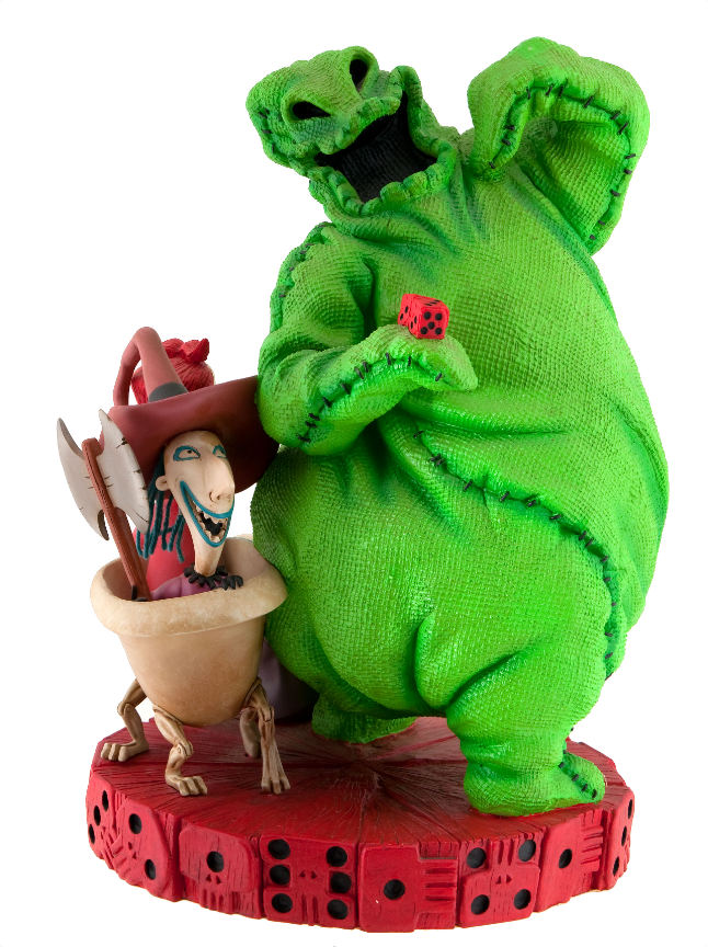 hakes auctions - The Nightmare Before Christmas Oogie Boogie