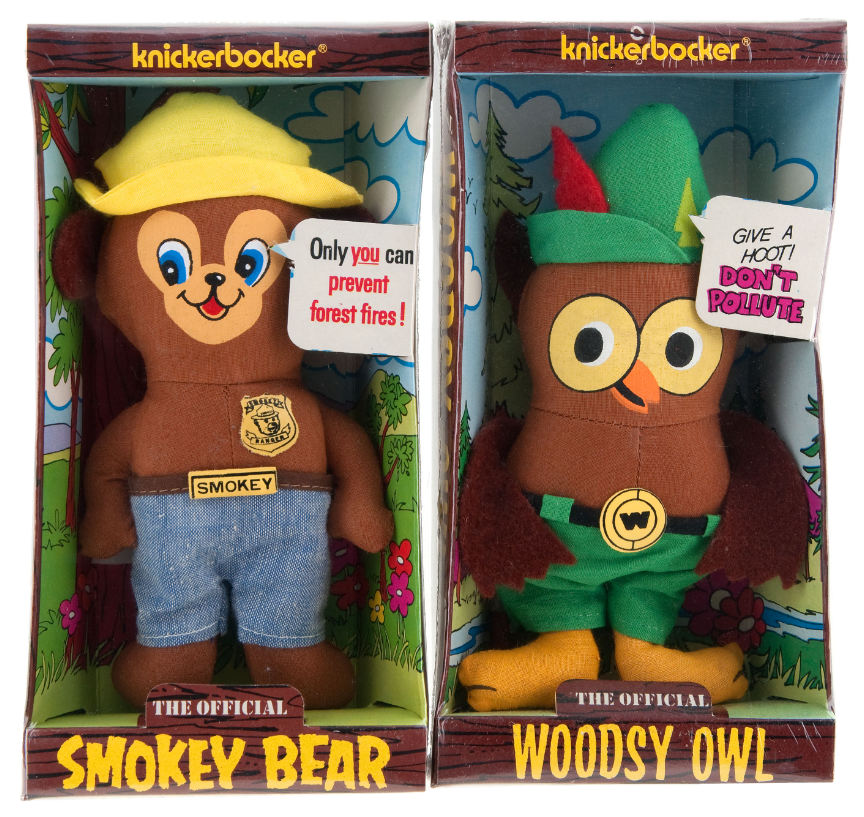 "World of Miniature Bears 2/"" Plush Bear Brown #207 Collectible Miniature Bear"