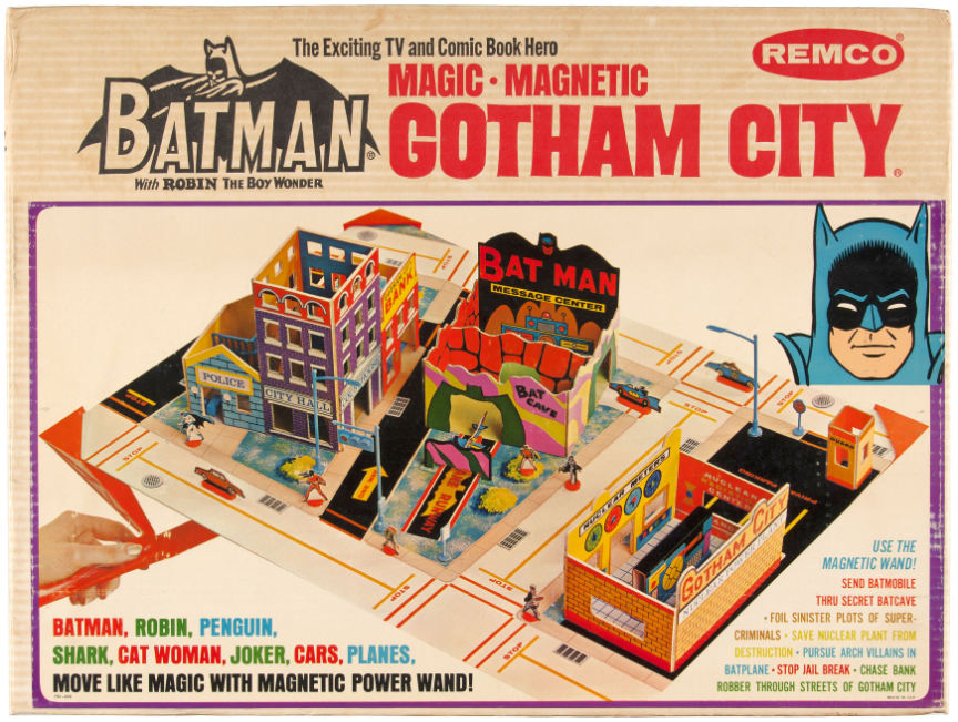 Hake's Americana Collectibles: Gotham City Sheet Music At Alzheimers-prions.com