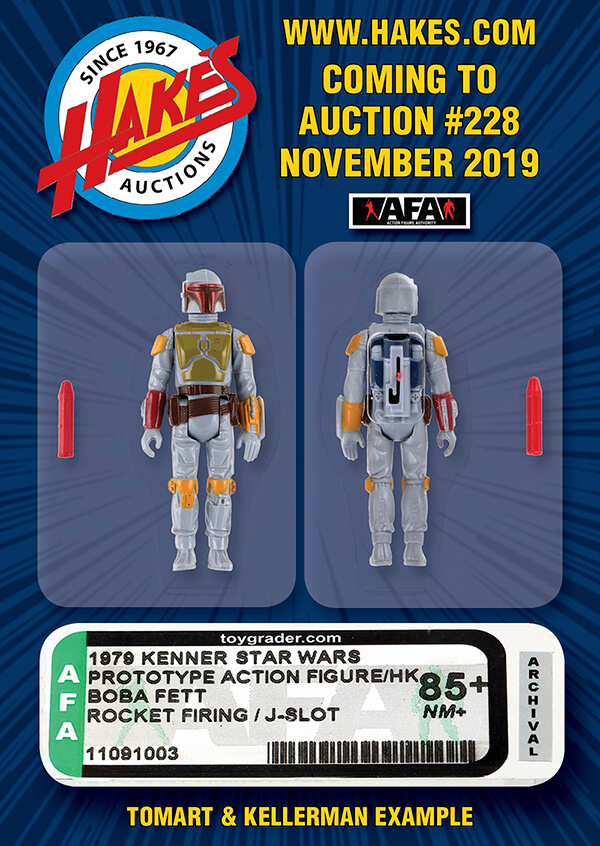 Boba Fett Coming Soon